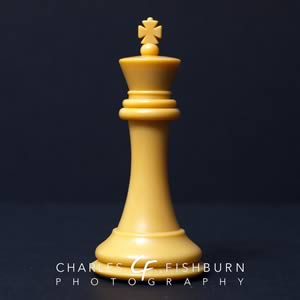 House of Staunton Collector chess set king