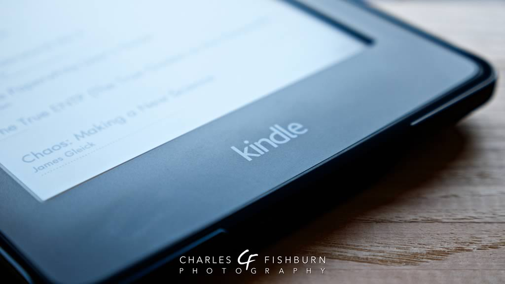 Amazon Kindle Paperwhite 3rd Generation e-Reader